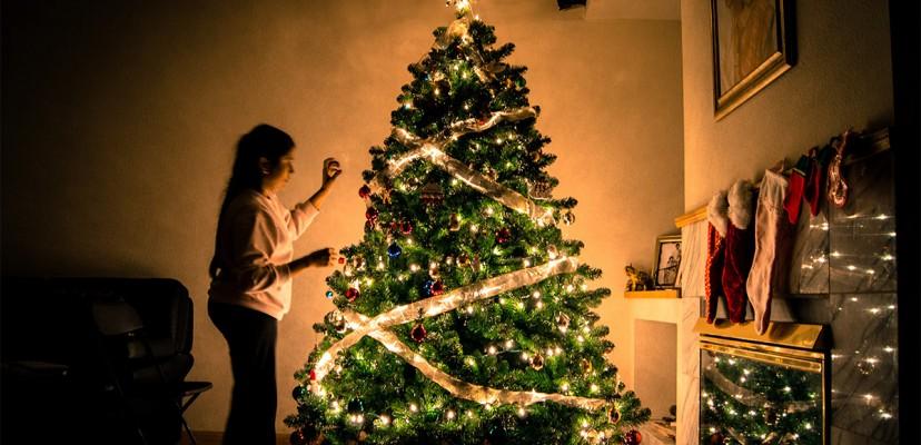 Slik får du en brannsikker jul