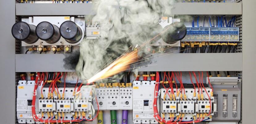 Brannsikkerhet elektrisk anlegg