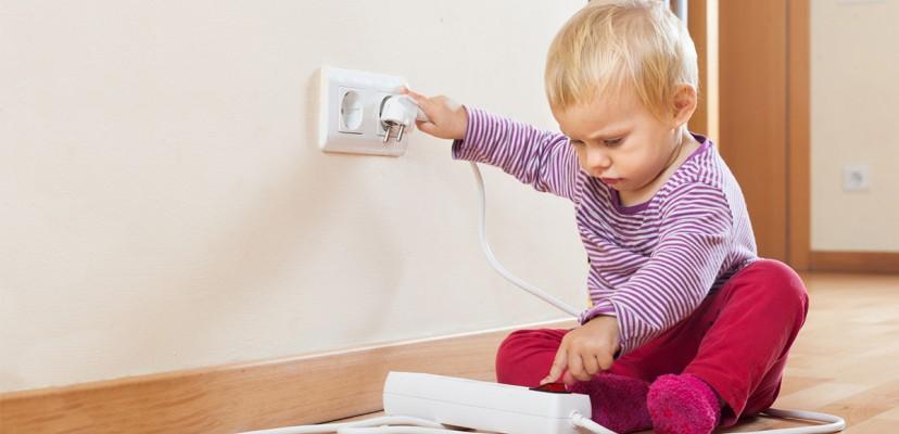 7 enkle grep for å bedre elsikkerheten hjemme