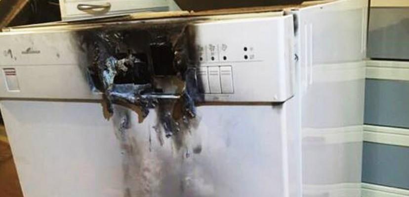 Derfor skal du ikke la vaskemaskinen gå på natta